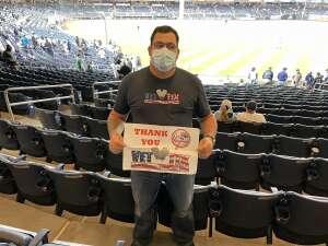 John Demarco attended New York Yankees vs. Baltimore Orioles - MLB on Apr 5th 2021 via VetTix