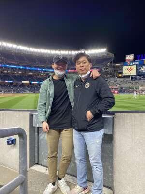 Paul attended New York Yankees vs. Baltimore Orioles - MLB on Apr 5th 2021 via VetTix