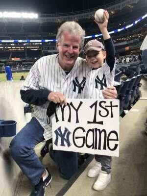 Caitlin attended New York Yankees vs. Baltimore Orioles - MLB on Apr 6th 2021 via VetTix