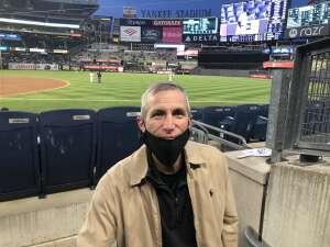 Robert Rubino attended New York Yankees vs. Baltimore Orioles - MLB on Apr 6th 2021 via VetTix