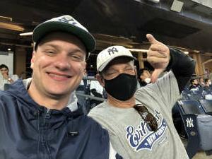 Shane Brady attended New York Yankees vs. Baltimore Orioles - MLB on Apr 6th 2021 via VetTix