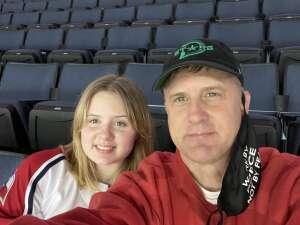 Scott Gunderson attended Allen Americans vs. Kansas City Mavericks - ECHL on Apr 9th 2021 via VetTix