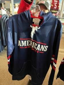 Andy attended Allen Americans vs. Kansas City Mavericks - ECHL on Apr 9th 2021 via VetTix