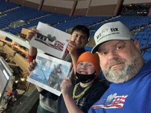 Good Times attended Tulsa Oilers vs. Rapid City Rush - ECHL on Apr 21st 2021 via VetTix