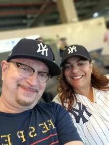 Samuel attended New York Yankees vs. Baltimore Orioles - MLB on Apr 7th 2021 via VetTix