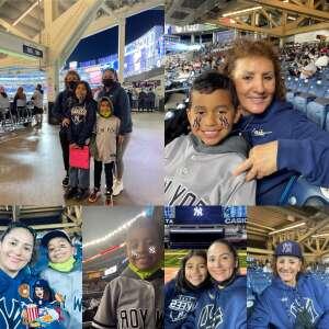 Wendy Maravi attended New York Yankees vs. Baltimore Orioles - MLB on Apr 7th 2021 via VetTix