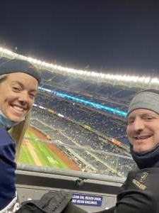 J attended New York Yankees vs. Baltimore Orioles - MLB on Apr 7th 2021 via VetTix