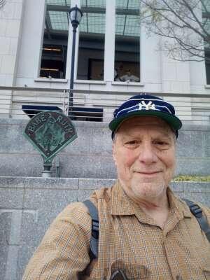 Jon attended New York Yankees vs. Baltimore Orioles - MLB on Apr 7th 2021 via VetTix