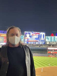 Allan  attended New York Yankees vs. Baltimore Orioles - MLB on Apr 7th 2021 via VetTix