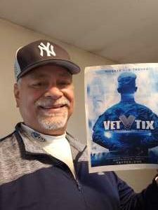 Marco  attended New York Yankees vs. Baltimore Orioles - MLB on Apr 7th 2021 via VetTix