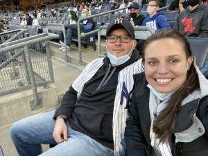 Rich attended New York Yankees vs. Baltimore Orioles - MLB on Apr 7th 2021 via VetTix