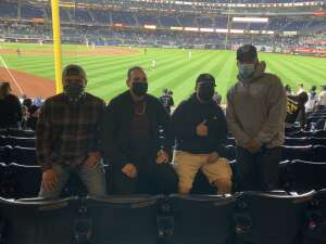 Aaron Lefton attended New York Yankees vs. Baltimore Orioles - MLB on Apr 7th 2021 via VetTix