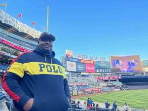Thank you attended New York Yankees vs. Baltimore Orioles - MLB on Apr 7th 2021 via VetTix