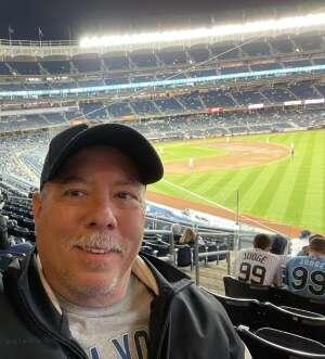 KC10Dave attended New York Yankees vs. Baltimore Orioles - MLB on Apr 7th 2021 via VetTix