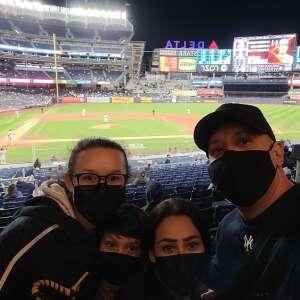 Mike G attended New York Yankees vs. Baltimore Orioles - MLB on Apr 7th 2021 via VetTix