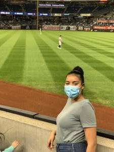 Anwar attended New York Yankees vs. Baltimore Orioles - MLB on Apr 7th 2021 via VetTix