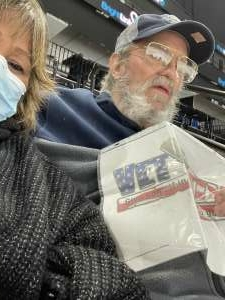 Bob attended Jacksonville Icemen vs. Florida Everblades - ECHL on Apr 11th 2021 via VetTix