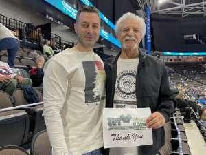 Frank attended Jacksonville Icemen vs. Florida Everblades - ECHL on Apr 11th 2021 via VetTix
