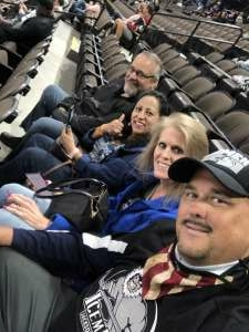 Robert attended Jacksonville Icemen vs. Florida Everblades - ECHL on Apr 11th 2021 via VetTix