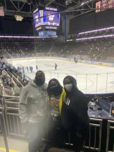 Mills attended Jacksonville Icemen vs. Florida Everblades - ECHL on Apr 9th 2021 via VetTix