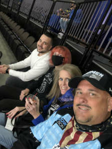 Robert attended Jacksonville Icemen vs. Florida Everblades - ECHL on Apr 9th 2021 via VetTix