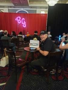 Click To Read More Feedback from Brad Garrett's Comedy Club