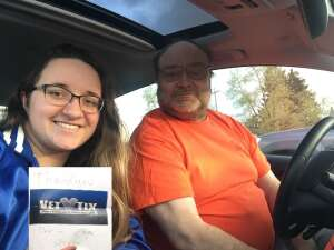 M Terry attended Drive in Movie Double Feature of Clueless and Mean Girls on Apr 16th 2021 via VetTix