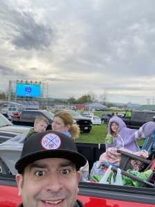 Danielle attended Drive in Movie Double Feature of Incredibles 2 and Back to the Future on Apr 17th 2021 via VetTix