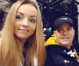 Nic attended New Jersey Devils vs. Pittsburgh Penguins - NHL on Apr 9th 2021 via VetTix