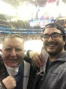 Mel attended New Jersey Devils vs. Pittsburgh Penguins - NHL on Apr 9th 2021 via VetTix