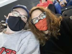 Bob attended New Jersey Devils vs. Pittsburgh Penguins - NHL on Apr 9th 2021 via VetTix