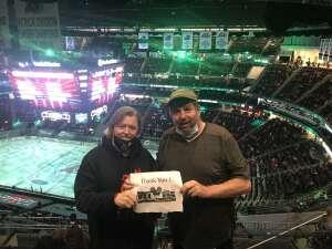 Bill White attended New Jersey Devils vs. Pittsburgh Penguins - NHL on Apr 9th 2021 via VetTix