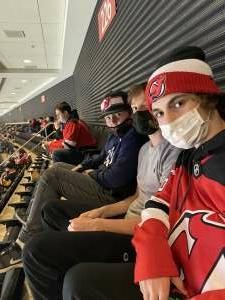 Mike attended New Jersey Devils vs. Pittsburgh Penguins - NHL on Apr 9th 2021 via VetTix