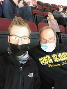 Jeff attended New Jersey Devils vs. Pittsburgh Penguins - NHL on Apr 9th 2021 via VetTix