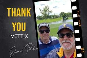 James P attended Wells Fargo Championship - PGA on May 7th 2021 via VetTix