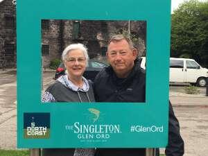 Stephen A attended Wells Fargo Championship - PGA on May 7th 2021 via VetTix