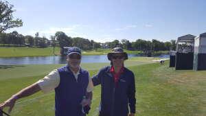 William attended Wells Fargo Championship - PGA on May 6th 2021 via VetTix