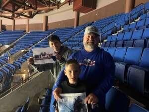 Wow, great times attended Tulsa Oilers vs. Rapid City Rush - ECHL on Apr 23rd 2021 via VetTix