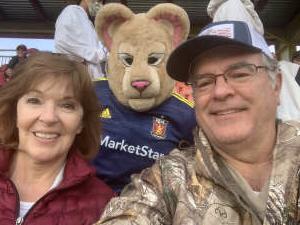 Scott Cardon attended Real Monarchs vs. Austin Bold FC - Military Appreciation Day Game on May 21st 2021 via VetTix