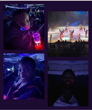 TT attended Disney on Ice Presents Dream Big on Apr 21st 2021 via VetTix