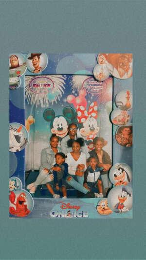 Ramie  attended Disney on Ice Presents Dream Big on Apr 25th 2021 via VetTix