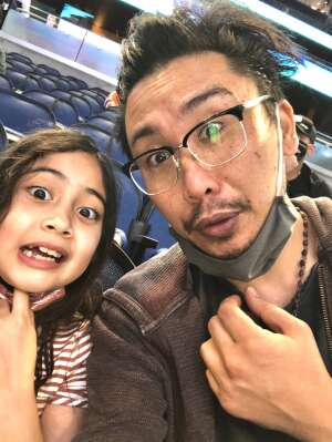 Sean attended Orlando Solar Bears vs. Greenville Swamp Rabbits - ECHL - Tonight! on Apr 6th 2021 via VetTix