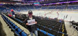 Victor thank attended Orlando Solar Bears vs. Greenville Swamp Rabbits - ECHL - Tonight! on Apr 6th 2021 via VetTix