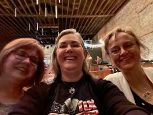 Jennifer B attended Etta May Comedy in Indianapolis on May 15th 2021 via VetTix