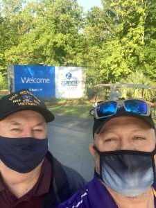 Jody F. attended Zurich Classic of New Orleans - PGA - Weekly Passes on Apr 21st 2021 via VetTix