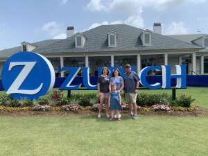 Chad Gill attended Zurich Classic of New Orleans - PGA - Weekly Passes on Apr 21st 2021 via VetTix