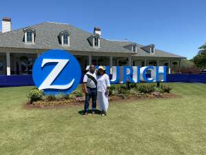 Kim Alexius attended Zurich Classic of New Orleans - PGA - Weekly Passes on Apr 21st 2021 via VetTix