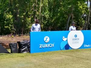 Lance attended Zurich Classic of New Orleans - PGA - Weekly Passes on Apr 21st 2021 via VetTix