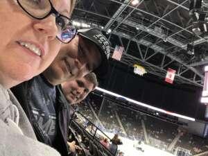 Chris S attended Jacksonville Icemen vs. Orlando Solar Bears - ECHL on Apr 15th 2021 via VetTix