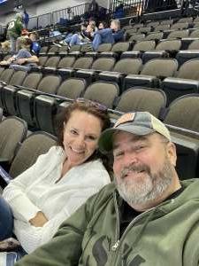 Eddie attended Jacksonville Icemen vs. Orlando Solar Bears - ECHL on Apr 15th 2021 via VetTix